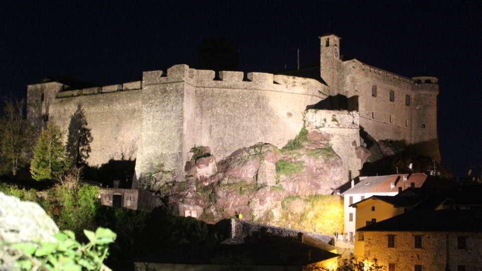 Castello dei Bardi visita con fantasma