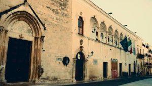 Fantasmi nel palazzo del comune di Manfredonia corrono i Ghost Hunters