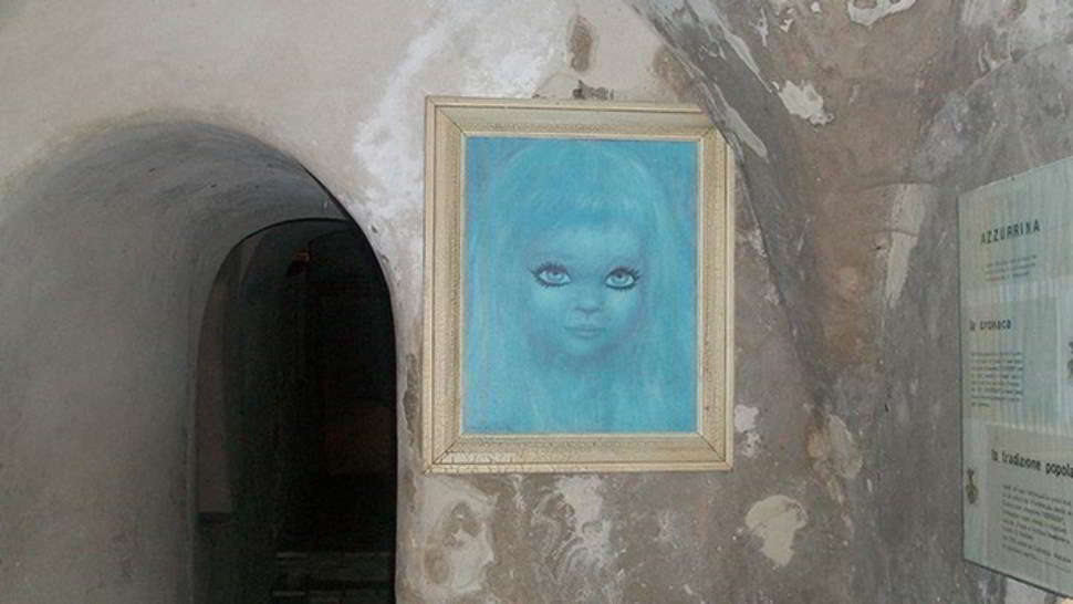 il fantasma di azzurrina