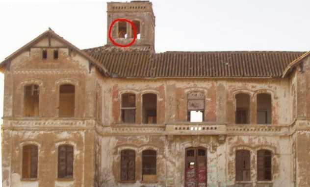 Cortijo Jurado - La casa infestata da fantasmi