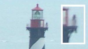 Da St Augustine un fantasma ripreso in video