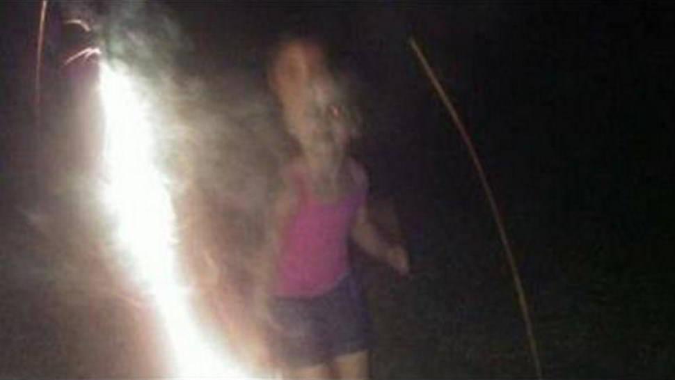 Lo spirito di un bimbo ucciso da Tornado appare in foto al padre