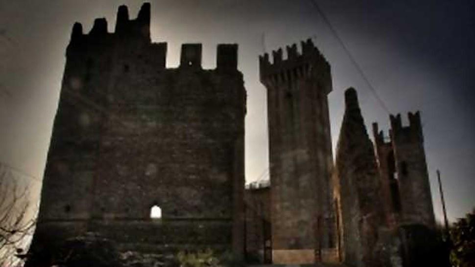 Storia vera del fantasma del castello di Valeggio