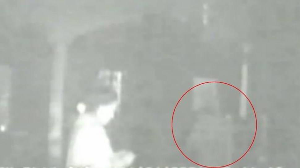 Un vero fantasma ripreso nel museo di Valentown - Video