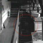 Cosa rotola per le scale
