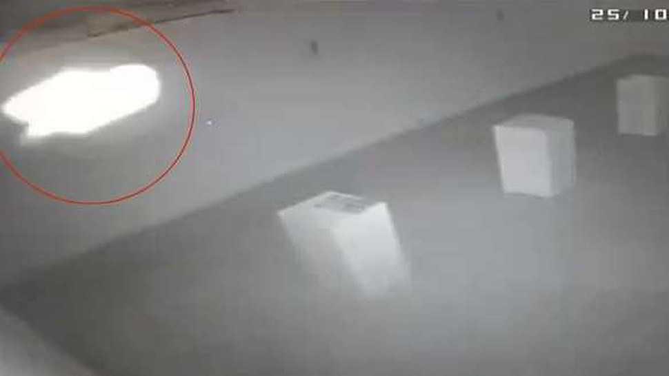 Fantasmi orbs al museo DAMA
