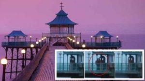 Il fantasma che guarda il mare, gli spettri del North Somerset