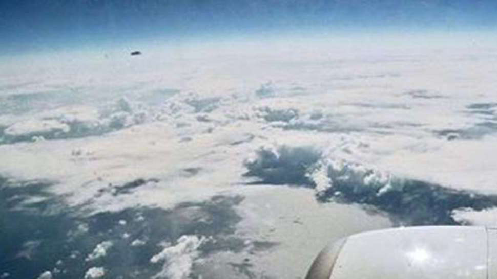 Sfiorata collisione con UFO nei cieli di Londra