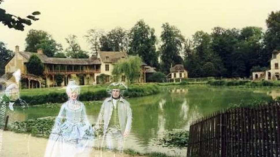 Gita a Versailles e incontro con Fantasmi