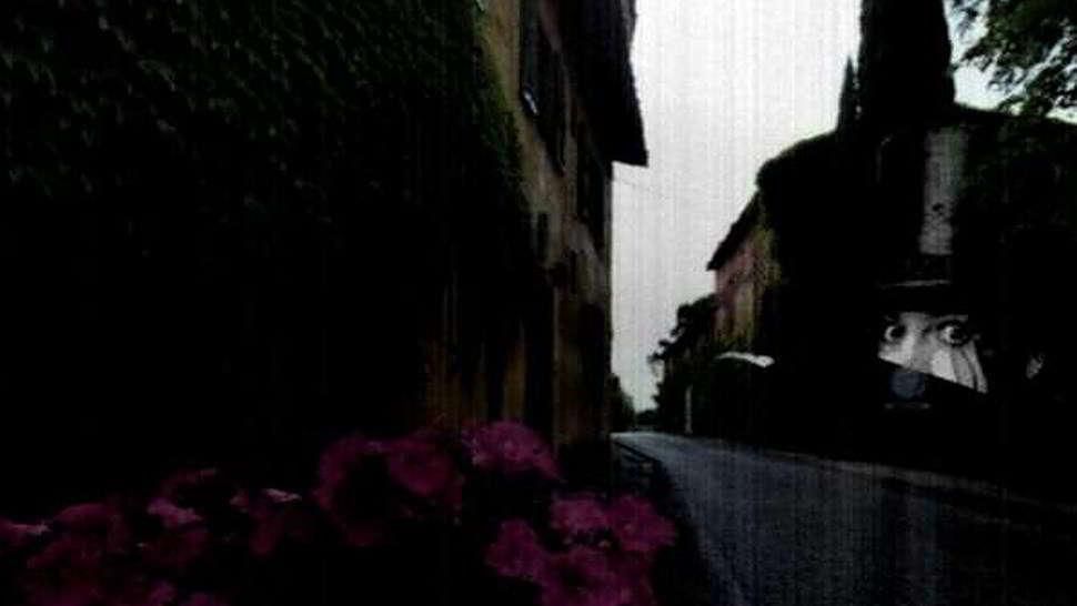 Il Dannato, storia del fantasma Galliani