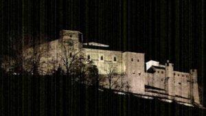 Il fantasma del castello di Quart, sentinella del tempo