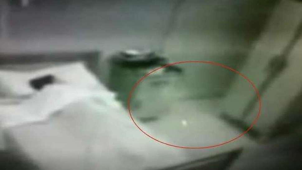 Fantasma visita bimbo ricoverato in ospedale