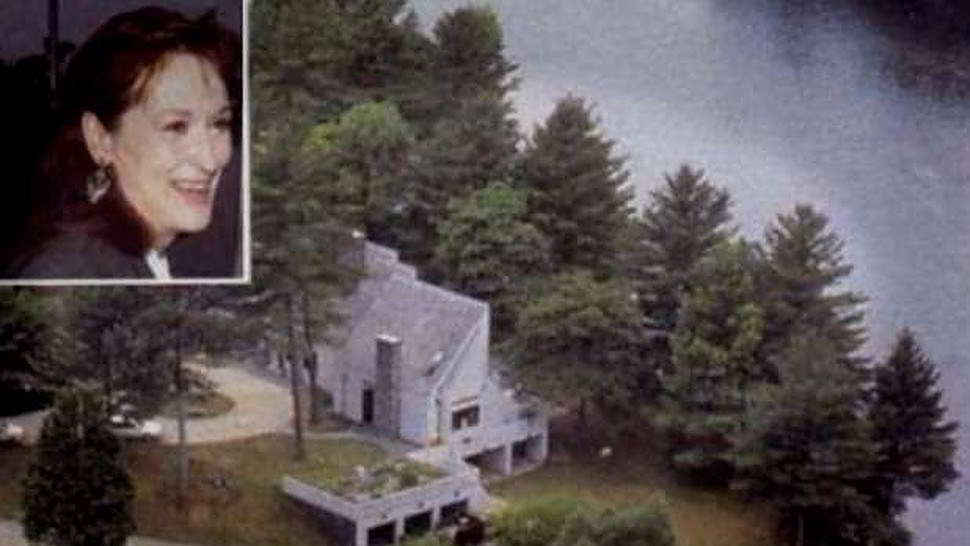Meryl Streep ha un fantasma in casa