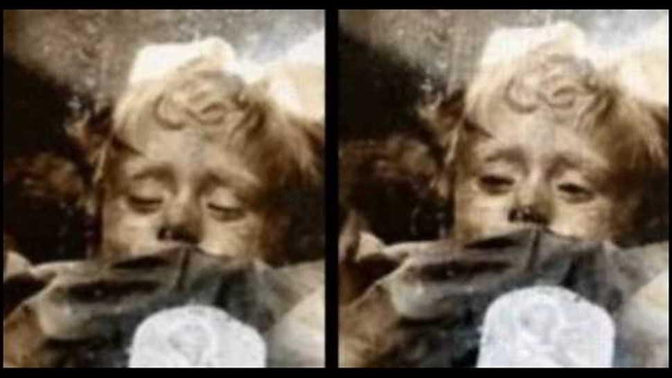 La mummia di Rosalia Lombardo apre gli occhi