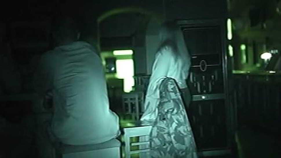 Fantasma nel pub The Trocadero - video