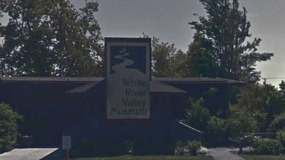 I fantasmi del White River Valley Museum