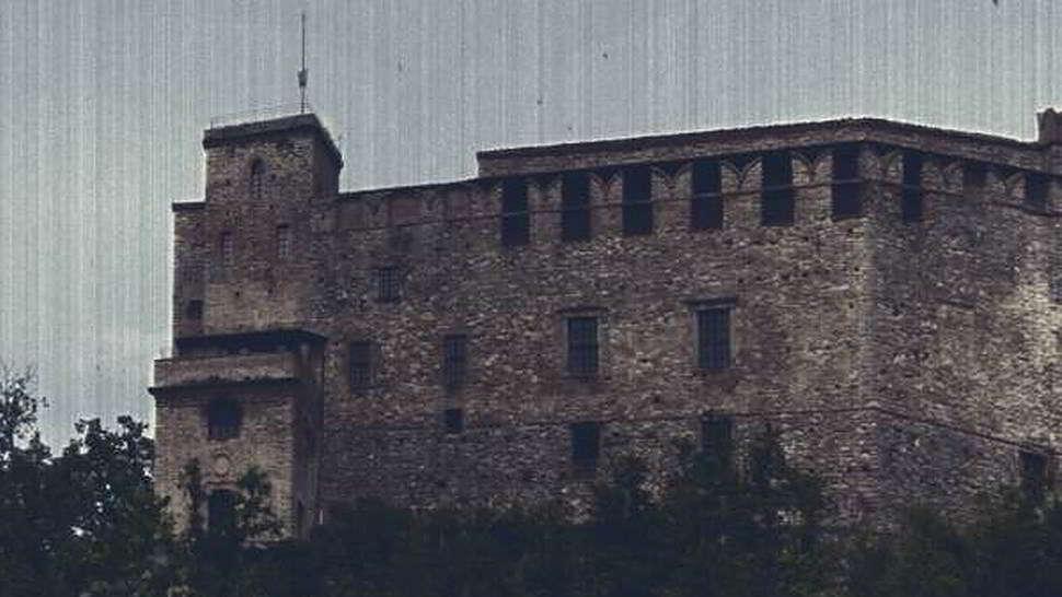 Il fantasma del Castello di Zavattarello