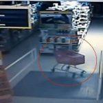 Supermercato invaso da fantasmi