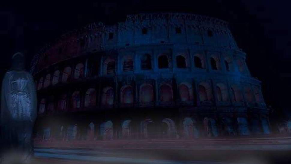 Il fantasma di Messalina a Roma