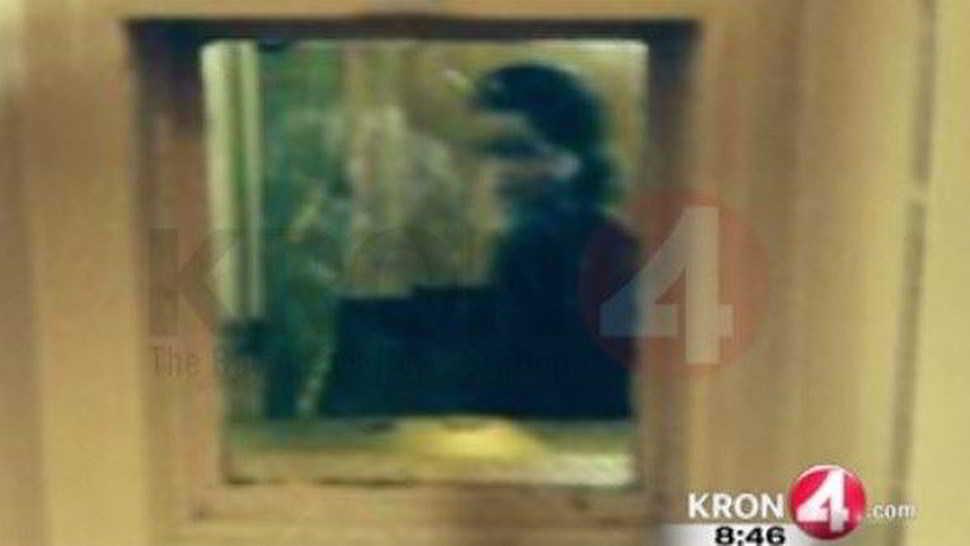 Ripreso fantasma in prigione Alcatraz - Video
