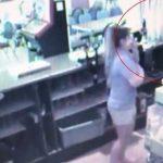 Il fantasma di Nigel terrorizza i clienti - Video