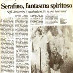 Il fantasma di Serafino nel muro - Foto2
