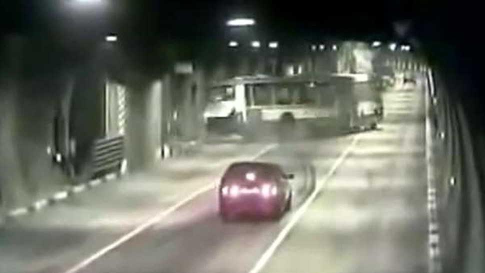 Il tunnel maledetto, video sconvolgente