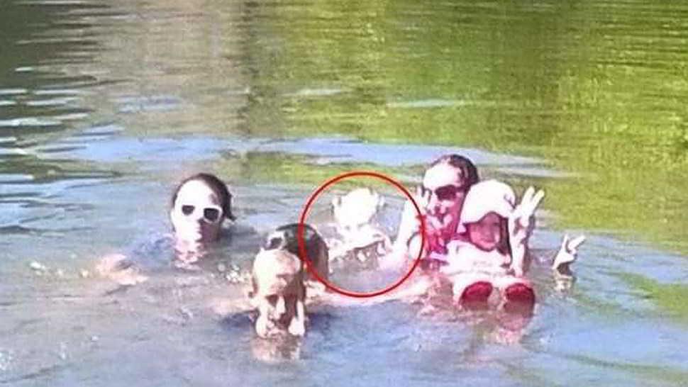 Terrorizzati dal fantasma della bambina annegata nel 1915