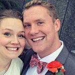 Foto di matrimonio con fantasma