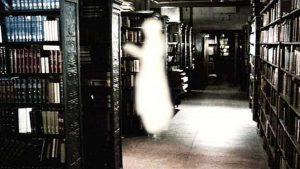 Il fantasma della libreria