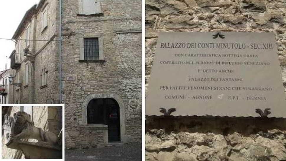 Gli Spiriti di Palazzo Nuonno