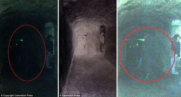 Turisti terrorizzati da fantasma del 18° secolo 2