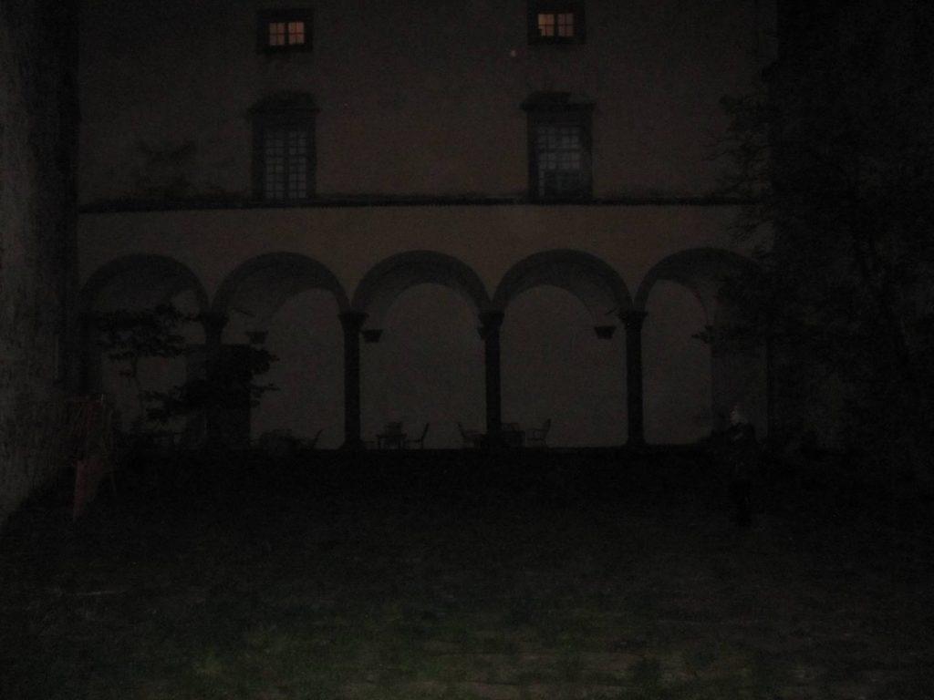 Fotografato un fantasma nel Castello Malaspina