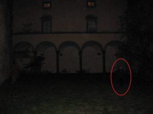 Fotografato un fantasma nel Castello Malaspina di Fosdinovo