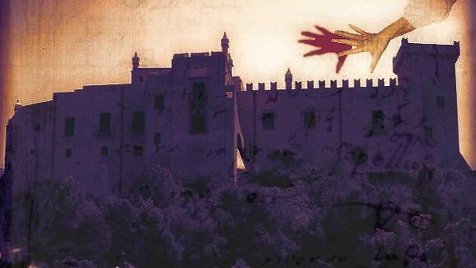Donna Laura, il fantasma della Baronessa di Carini - Castello_di_Carini