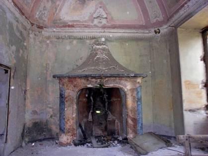 La maledetta Casa Rossa, fantasmi a Villa de Vecchi-2