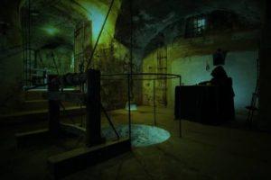 I fantasmi del Castello di Sorci- Le segrete del castello di sorci