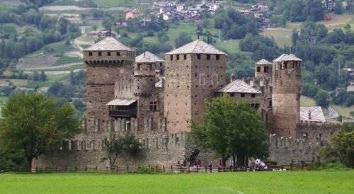 I fantasmi del Castello di Fènis 2