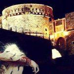 Il fantasma di Murat che appare nel Castello di Pizzo