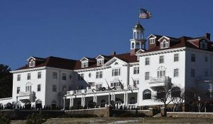 Shining - The Stanley Hotel