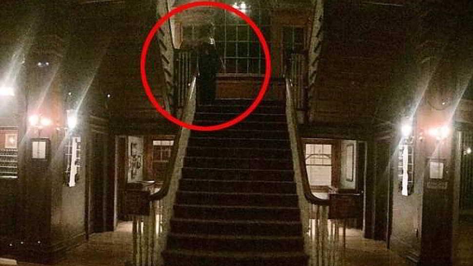 Shining continua a fare paura, apparso un fantasma