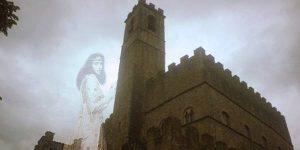 Matelda e il mistero del celebre fantasma del castello di Poppi