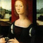 Il fantasma della Rocca Sforzesca di Imola - Caterina Sforza