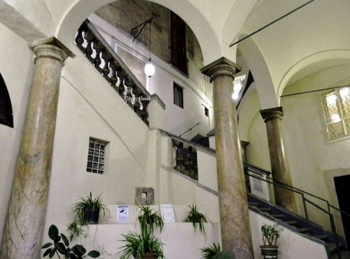 Il fantasma di Bianca a Palazzo Spinelli2