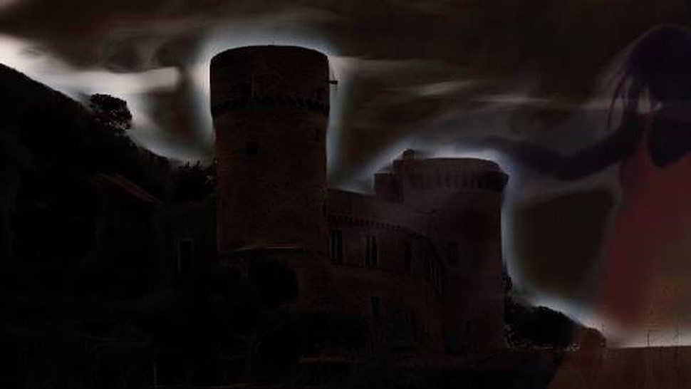 Il fantasma della dama rossa a Castellammare di Stabia