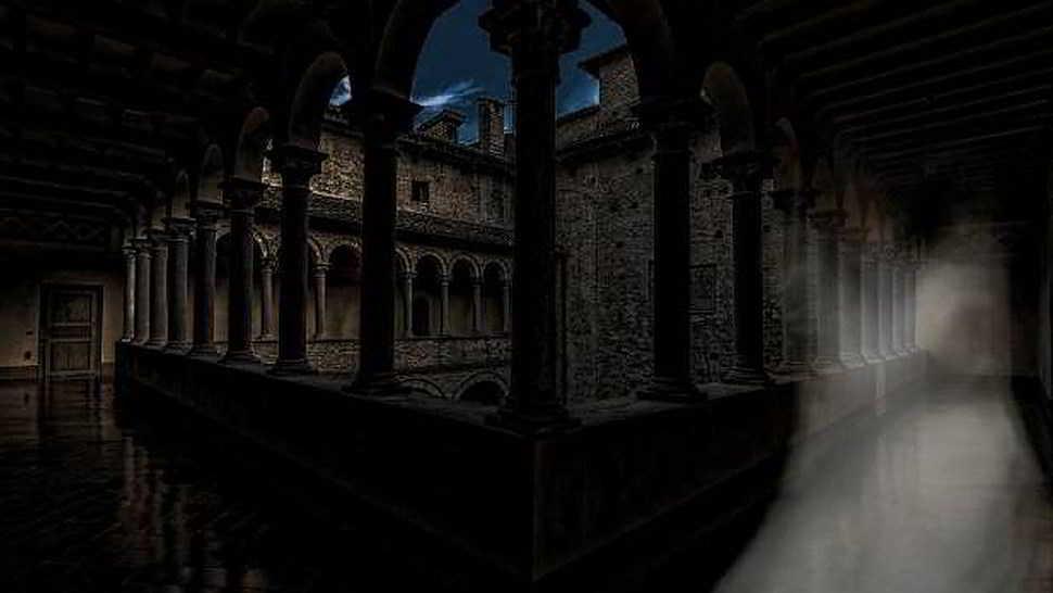 il fantasma innamorato di agata nel castello di san pietro in cerro