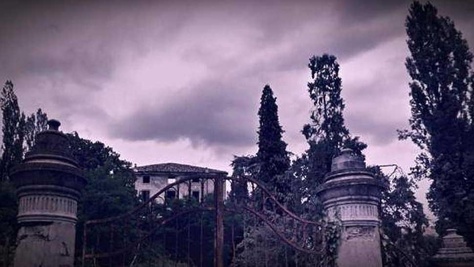 la casa dei fantasmi di aguscello ex manicomio infantile satanico