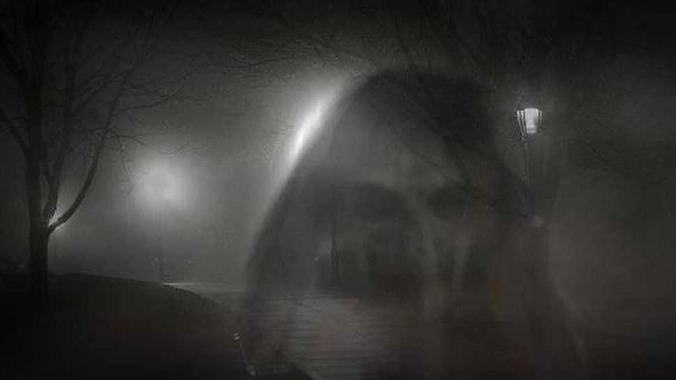 dama velata i fantasmi di parco sempione a milano