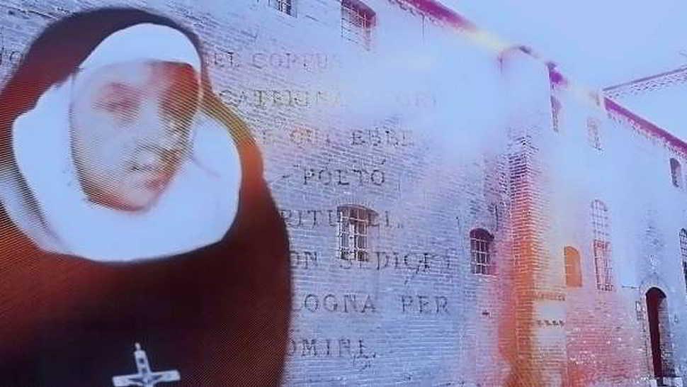La bella Ardizzina fantasma del Convento delle Clarisse-1