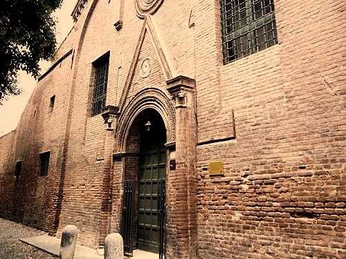 La bella Ardizzina fantasma del Convento delle Clarisse-2